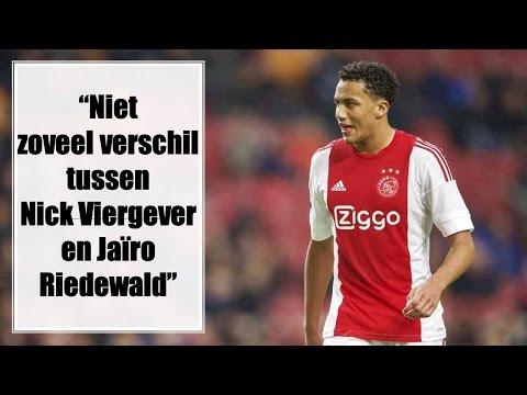 """Fischer: """"Niet zo'n groot verschil tussen Viergever en Riedewald"""""""