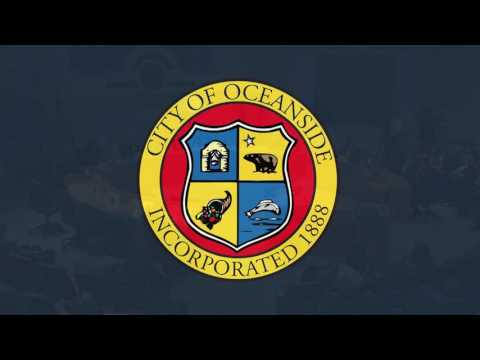 Oceanside City Council Special Meeting - December 14, 2016