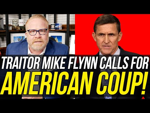 Mike Flynn Calls for Myanmar-Style Coup in America Over Memorial Day!