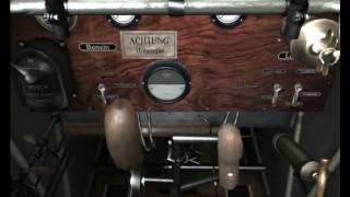 Fokker DVIIF Cockpit