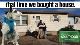 WE BOUGHT A HOUSE! // THE MOVING VLOG