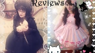My Lolita Dress & Diamond Honey Review