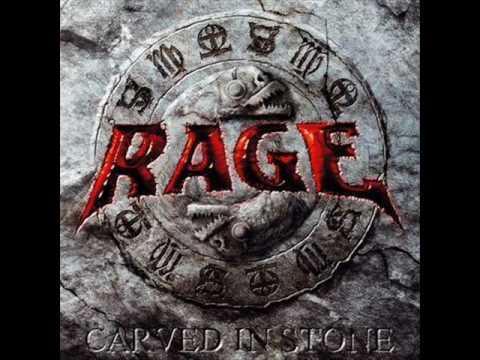 Клип Rage - Carved In Stone