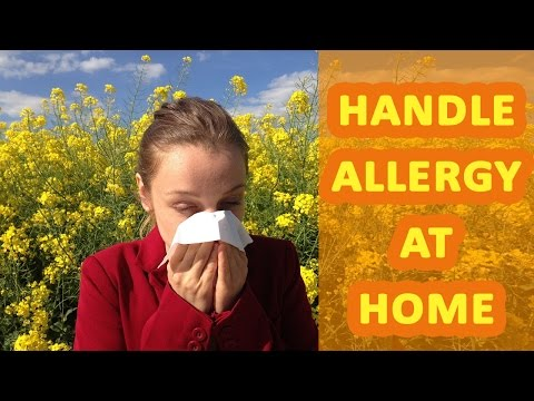 Home Remedies For Allergies in 2017    Leave Allergy Medicine and Try This