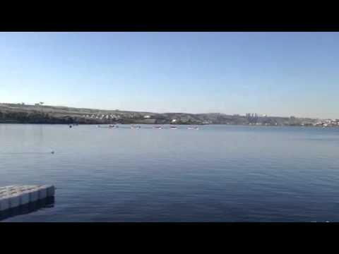 Hitit Dragon Ankara 2013 Dragon boat piri reis kupası final