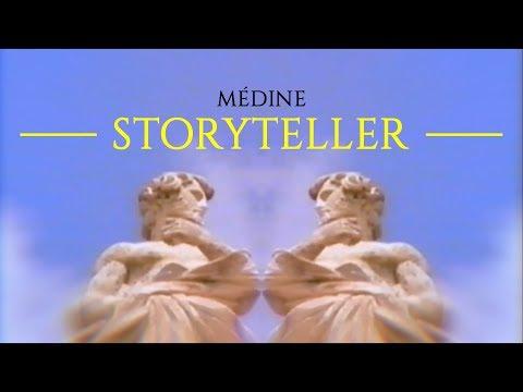 Médine - Storyteller (Lyrics Video)