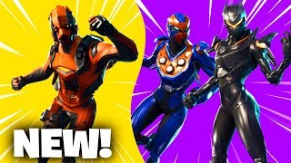 FORTNITE NEW VERTEX, OBLIVION SKIN - Fortnite: Battle Royale NEW SKINS