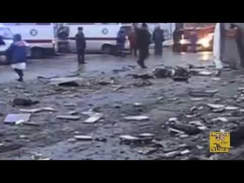 Russia Bus Bomb explosion - Second bomb blast hits Volgograd Russia Terror Attack 12/30/2013