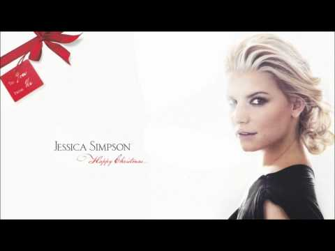Jessica Simpson - Here Comes Santa Claus / Santa Claus Is Coming To Town + Lyrics