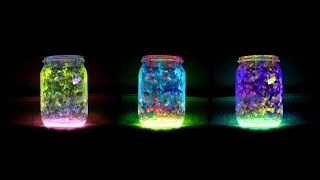 DIY Fairy Glow Jars Thumbnail