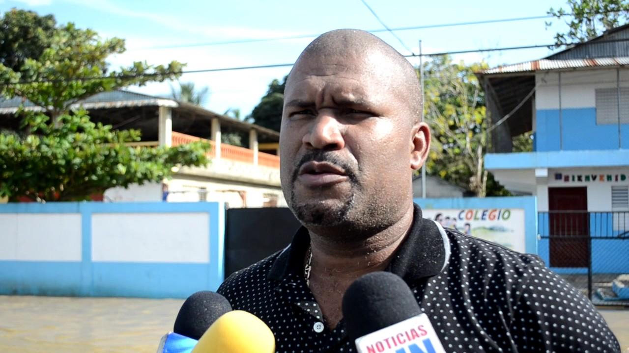 Alcalde de Arenoso Cristian Concepción habla sobre estado del Río ...