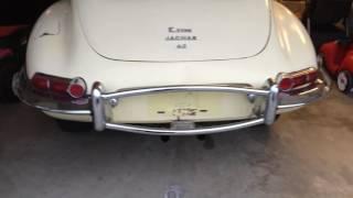 Jaguar XKE 1968 (part 1)