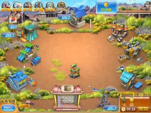 Farm Frenzy 3 American Pie  Level 89