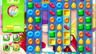 Candy Crush Jelly Saga Level 1074 * 1 booster