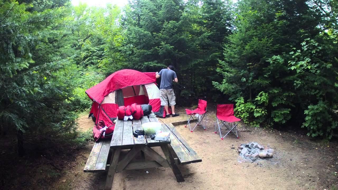 Mont Tremblant Tent 2013 & Mont Tremblant Tent 2013 - YouTube