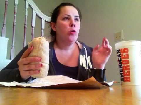 First time having a burrito MUKBANG/eat with me Pancheros Mexican grill
