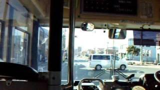 名鉄バス 前面展望 2