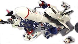 Full Set PLAYMOBIL Space Toys - Rockets, Shuttles and LASERS!