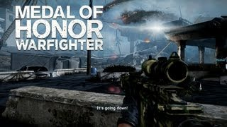 Medal of Honor: Warfighter - Ultra Settings - PC Gameplay