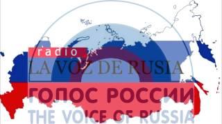Radio la Voz de Rusia Onda Corta - Señal de Intervalo