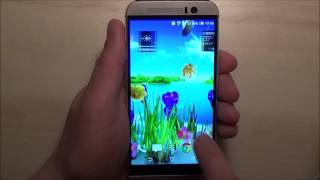 Spring flowers live wallpapers for Android phones and tablets screenshot 3