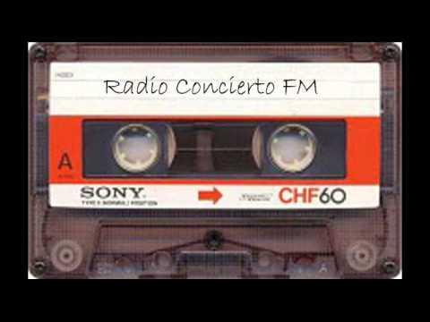 Radio Concierto FM Chile - Concierto Discotheque 1985