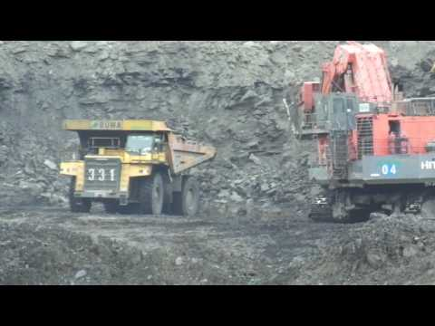 Tambang Batubara Terbesar di Kalimantan Timur