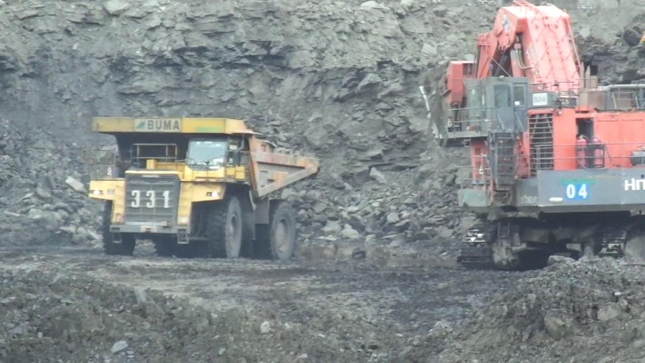 Tambang Batubara Terbesar di Kalimantan Timur YouTube