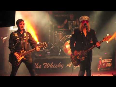 Enuff Z'Nuff - New Thing - Live at the Whisky a go go