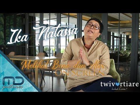 MD Interview - Ika Natassa, Pencipta Karakter Alex & Beno