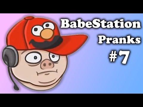 Babestation Hooker Prank #7- KINKY GIRL - Trevor Trolls - Call Of Duty