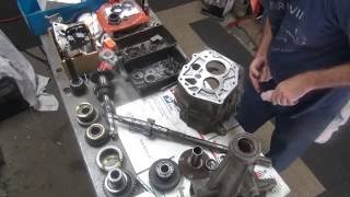 #102 1982-95 Chevy T5 NWC Tremec transmission rebuild Borg Warner  non-world-class T-5 5 speed S10 by Tatro Machine