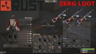 Video Rust - Sidewinder Destroyer Of Zergs (Part 3) download MP3, 3GP, MP4, WEBM, AVI, FLV September 2017