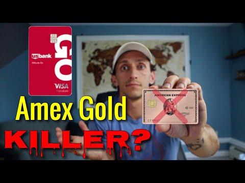 Amex Gold Vs US Bank Altitude Go | Did US Bank Make An Amex Gold Killer?