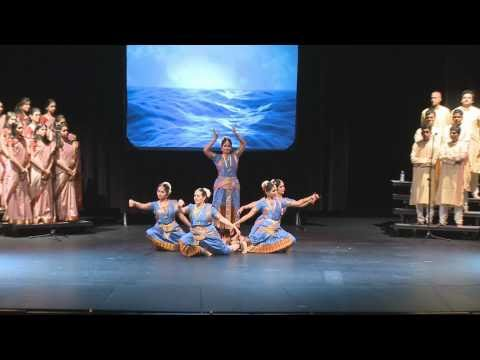 Panchabhootam - Earth, Air, Water, Fire & Space - A multimedia musical, dance production