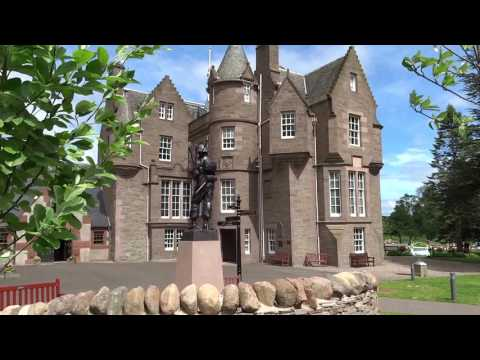 May Balhousie Castle Perth Perthshire Scotland