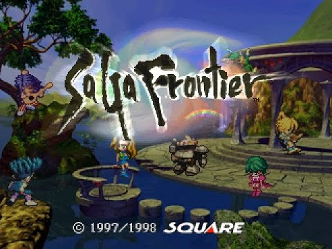 PSX SaGa Frontier - YouTube