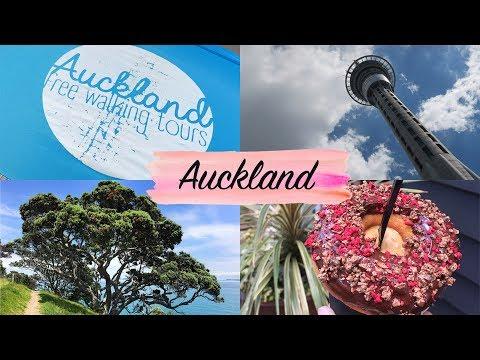 NEUSEELAND VLOG #1 - Geburtstag & Shopping in Auckland
