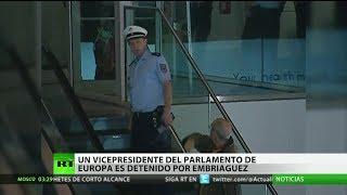 Vicepresidente Del Parlamento Europeo Es Detenido Por Gritar Heil Hitler En Un Aeropuerto Alemán