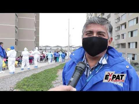 COVID : bajan casos en Perú - Expat Rojiblanco