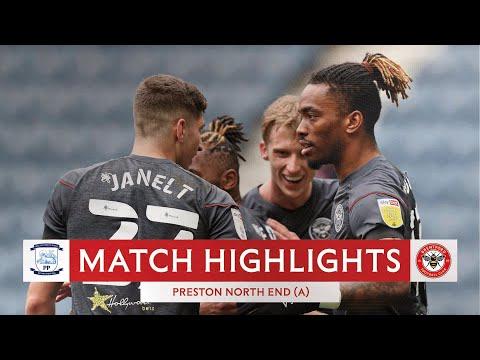 Preston Brentford Goals And Highlights