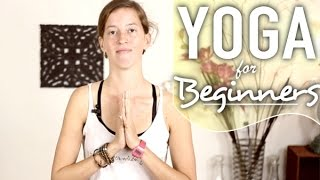 Yoga For Complete Beginner - Ease into Yoga.  Day 1 of 5