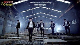 [Vietsub + Engsub + Kara] Teen Top (틴탑) - I'm Sorry {MELON HD}