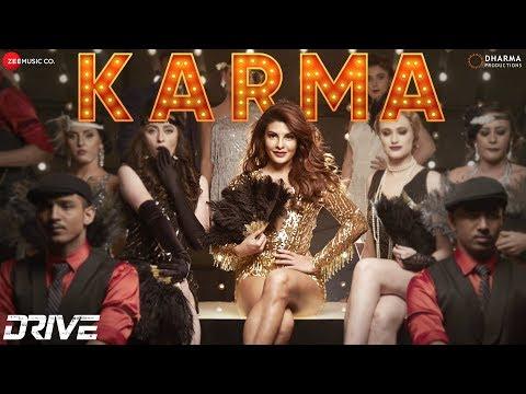 Karma - Drive | Jacqueline Fernandez & Sushant Singh Rajput | Amartya Bobo Rahut, Sukriti Kakar