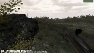 Arma 2 Custom Battle Gameplay