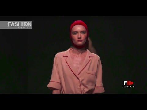 RICARDO PRETO Spring Summer 2019 ModaLisboa - Fashion Channel