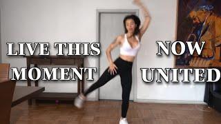 DANCE COVER // LIVE THIS MOMENT - Now United *espelhado*