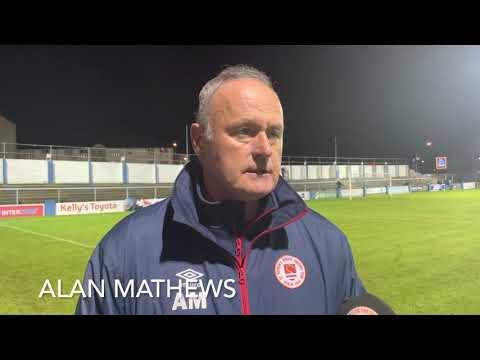 Mathews On Harps Defeat