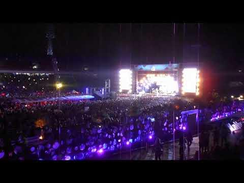 Daddy Yankee en Paraguay 2019 – 14 Despedida + bis