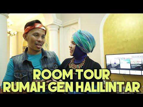 Room Tour: Mengintip Rumah Gen Halilintar - Team Teknik Pendingin Di Rumah Gen Halilintar